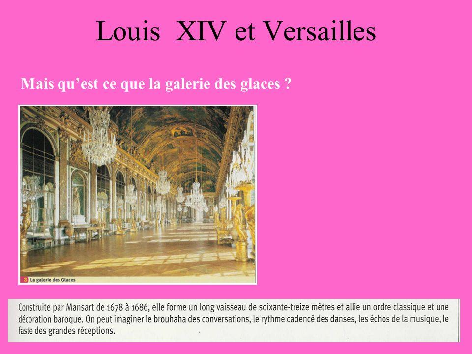 Louis XIV et Versailles Quest ce quun courtisans .