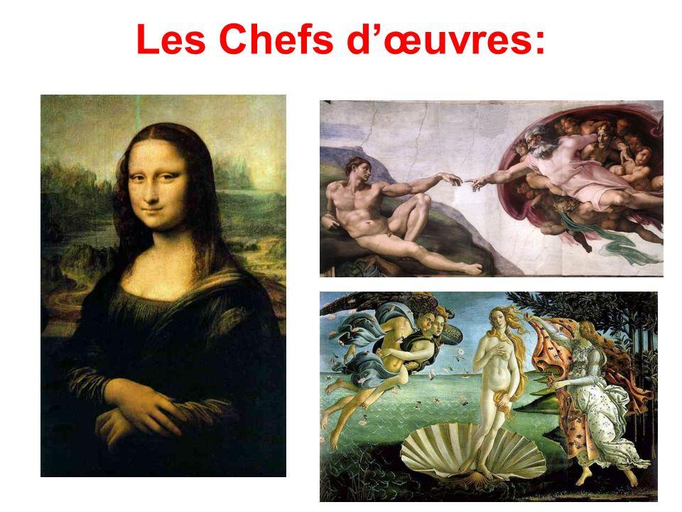 Les Chefs dœuvres: