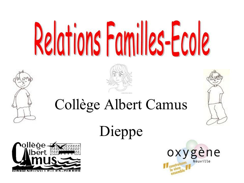 « Dénouer les nœuds dincompréhension » entre les familles et lécole et Comment impliquer les parents délèves dans la vie du collège ?