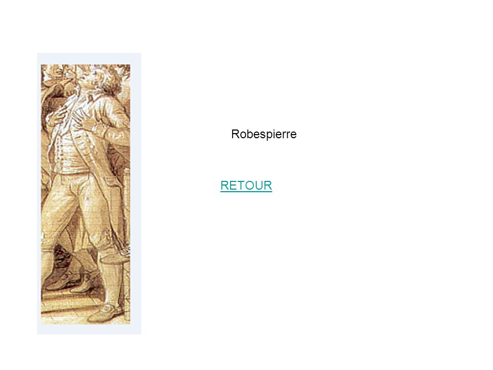 Robespierre RETOUR