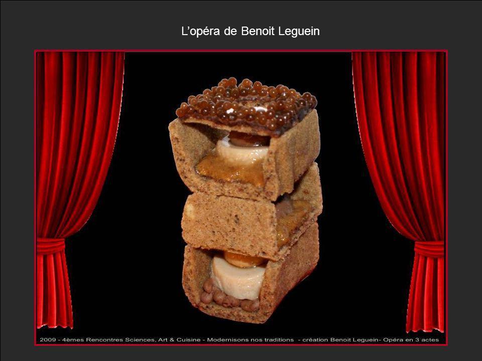 Lopéra de Benoit Leguein