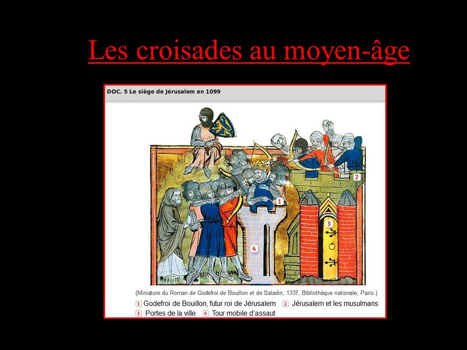 Lappel dUrbain II 1)Selon le pape, pourquoi faut- il partir combattre les musulmans .