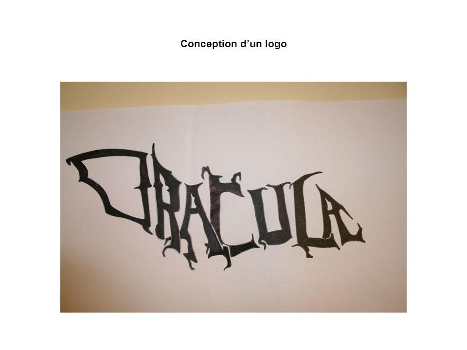 Conception dun logo