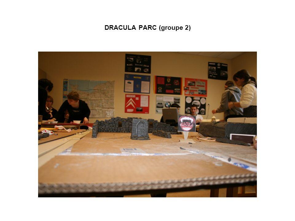 DRACULA PARC (groupe 2)