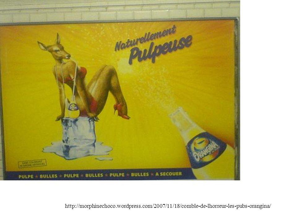 http://morphinechoco.wordpress.com/2007/11/18/comble-de-lhorreur-les-pubs-orangina/