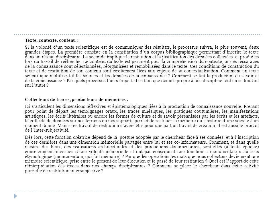 Programme détaillé du 15/11/2012 08:00: Accueil des arrivants (salle du conseil, bat.