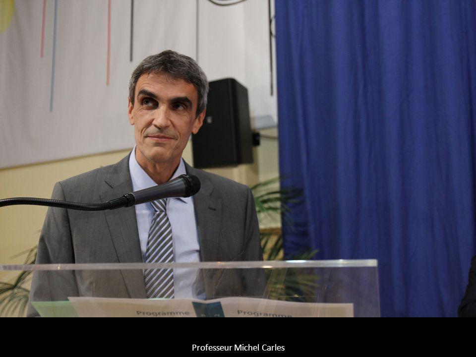 Professeur Michel Carles