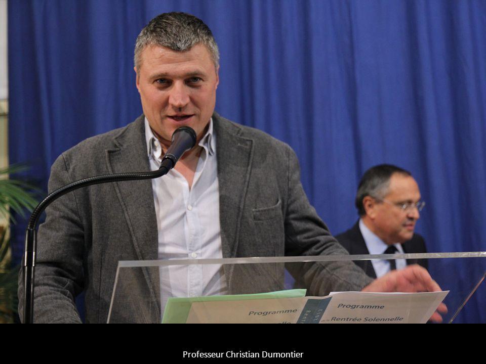Professeur Christian Dumontier