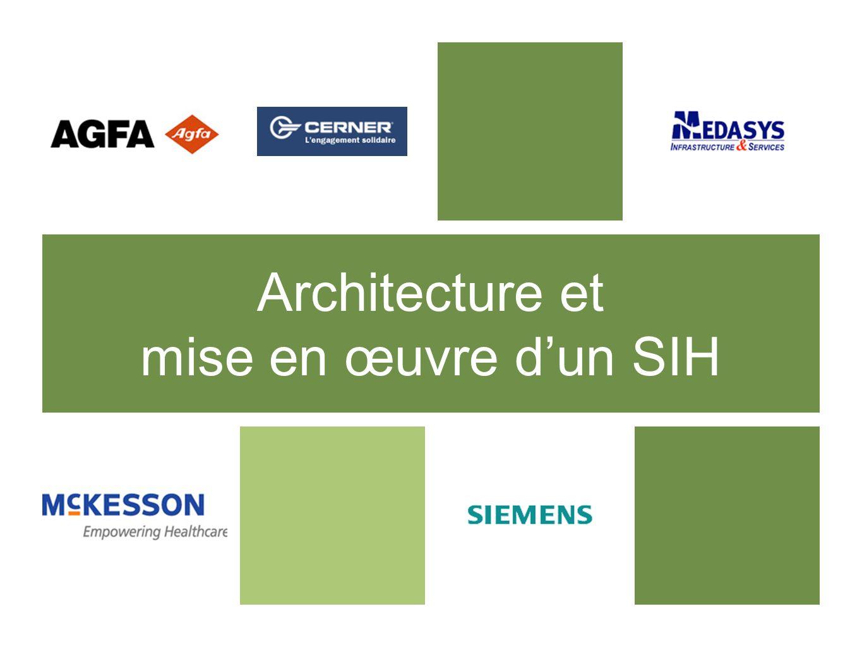 Architecture et mise en œuvre dun SIH
