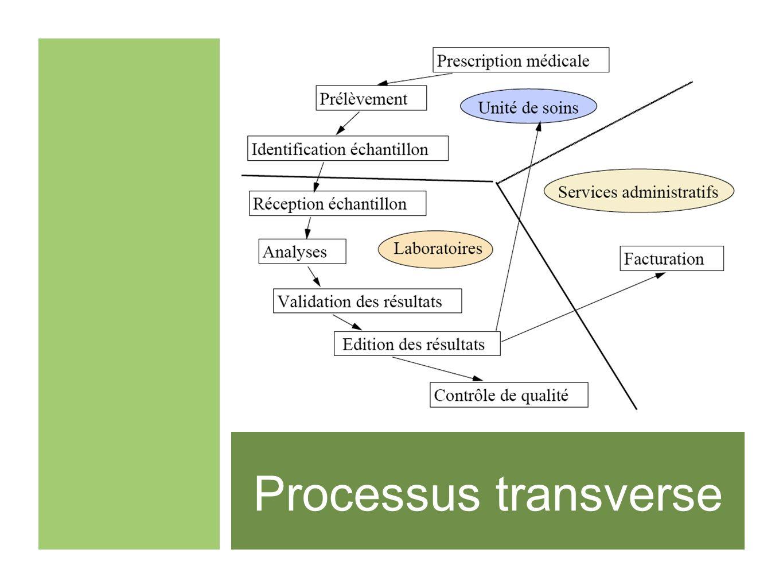 Processus transverse