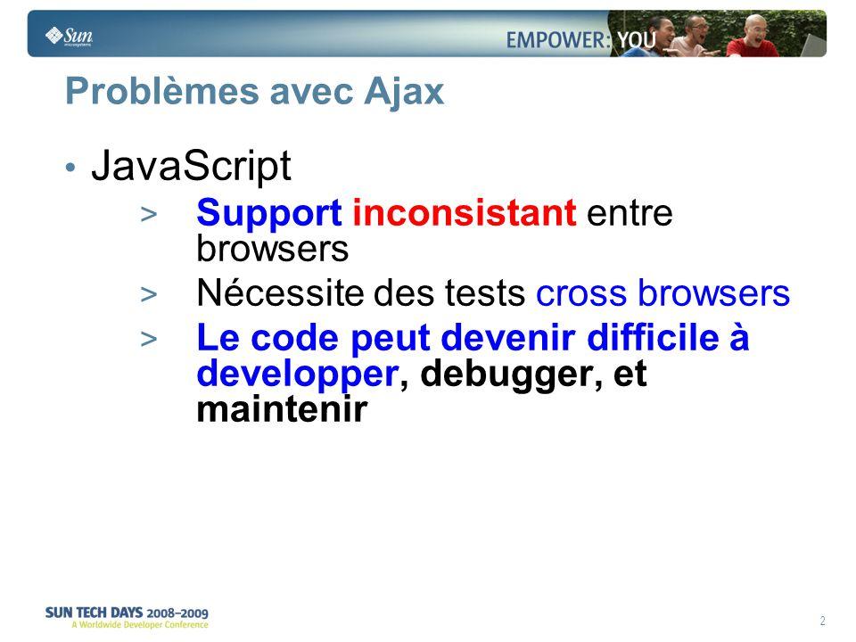3 Dojo Client Side JavaScript Library Dojo Client Side JavaScript Library