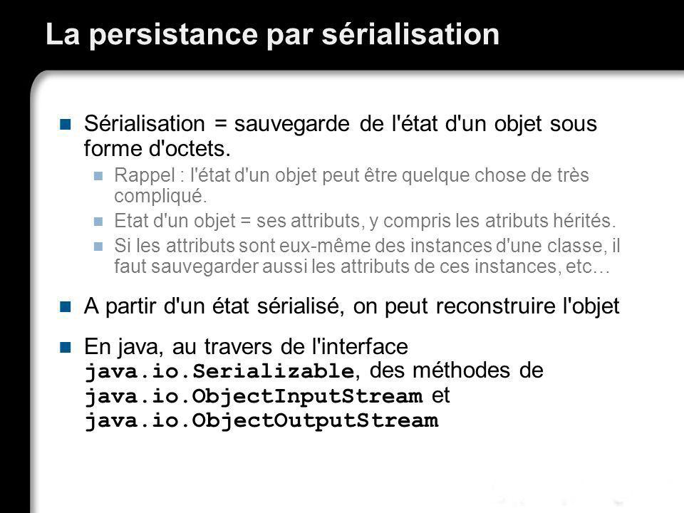 Exemple de merge() avec le bean stateless