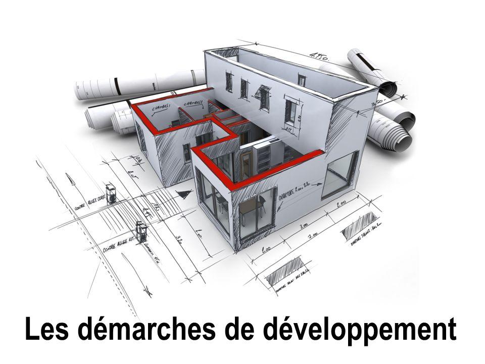 Michel Winter – 2008 / 2009 Les démarches de développement