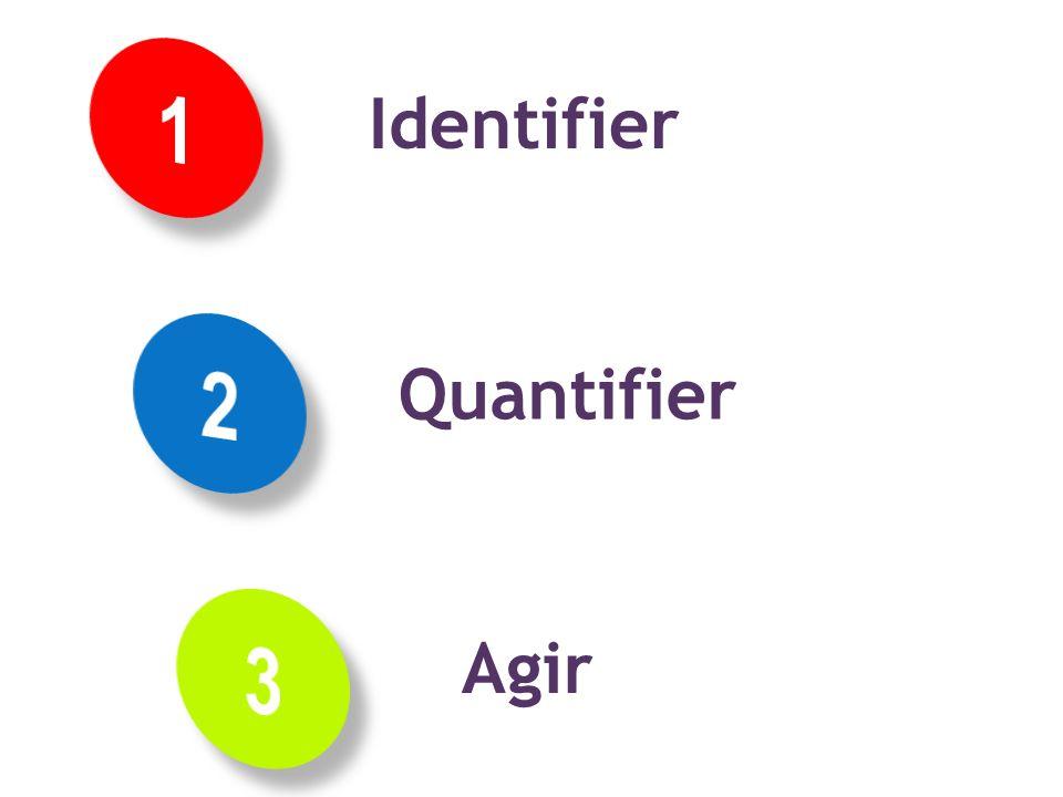 Limportance des risques Identifier Quantifier Agir