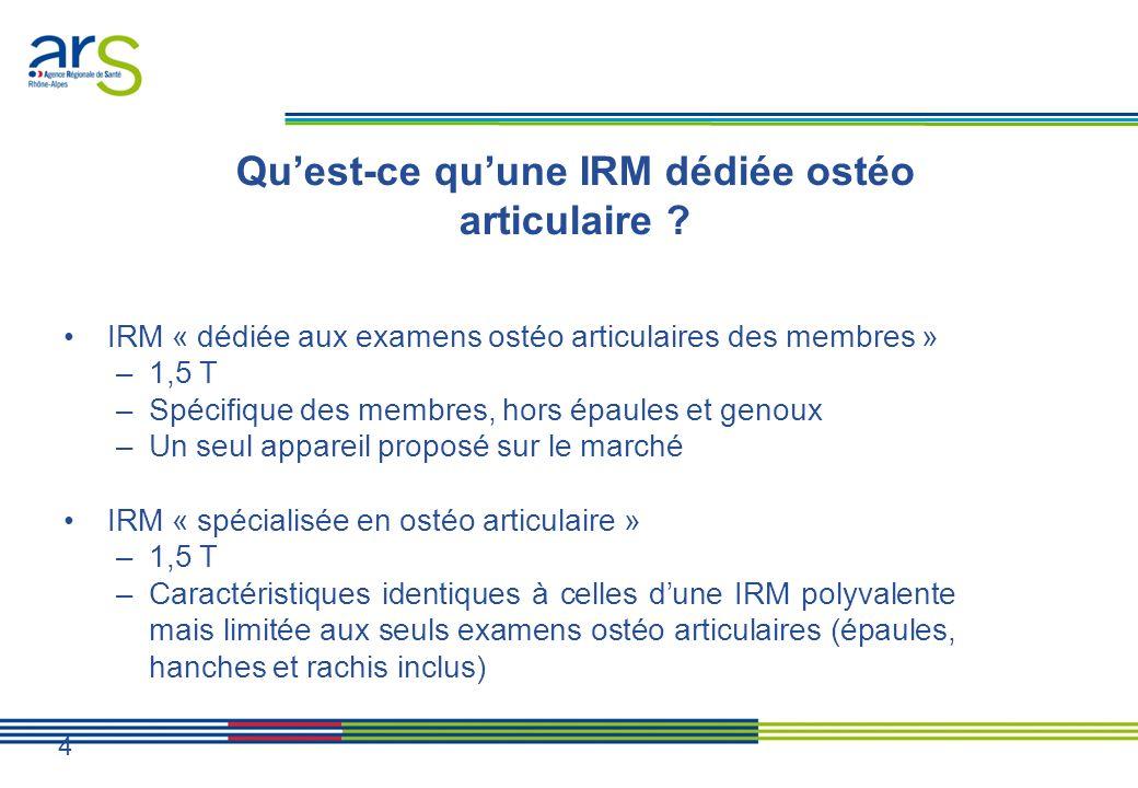 Quest-ce quune IRM dédiée ostéo articulaire .