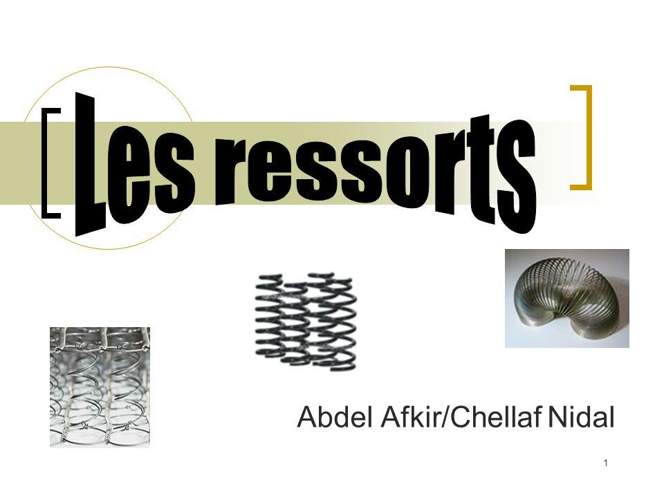 1 Abdel Afkir/Chellaf Nidal