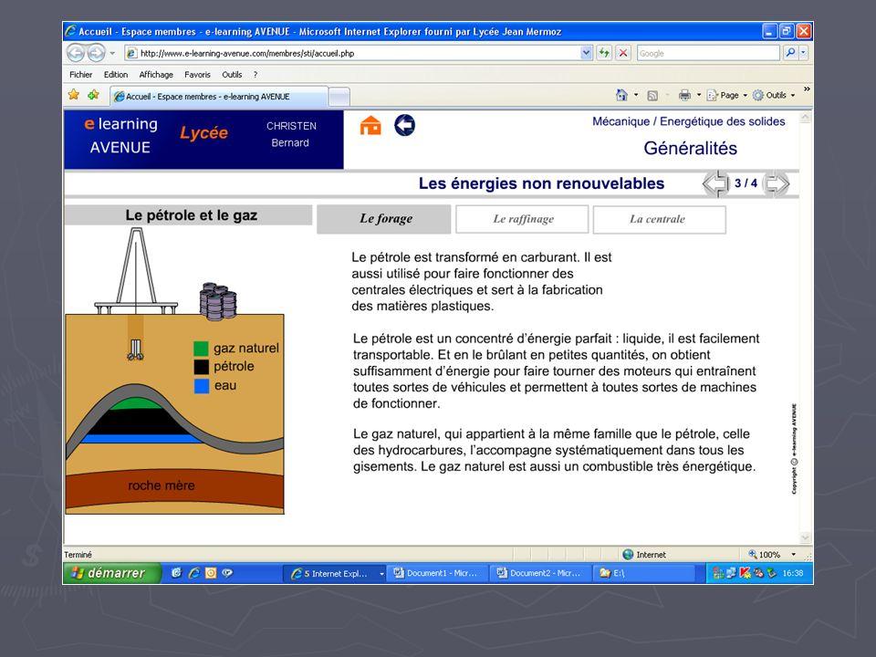 Le gaz naturel : Le gaz naturel est un combustible fossile, il s agit d un mélange d hydrocarbures présent naturellement dans des roches poreuses sous forme gazeuse.