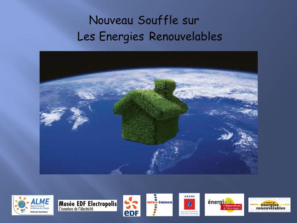 Nouveau Souffle sur Les Energies Renouvelables