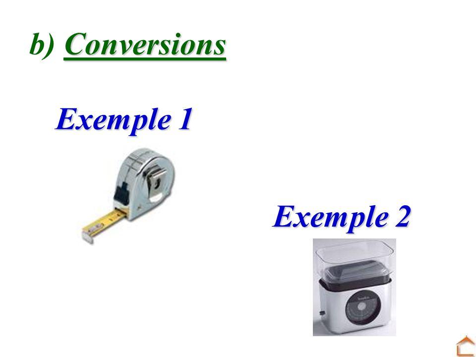 Autres unités de masse Exemple : (multiples du gramme) 1 tonne = 1 quintal = Remarque : Ces unités sont Un camion poids-lourd pèse 3,5 t. utilisées po