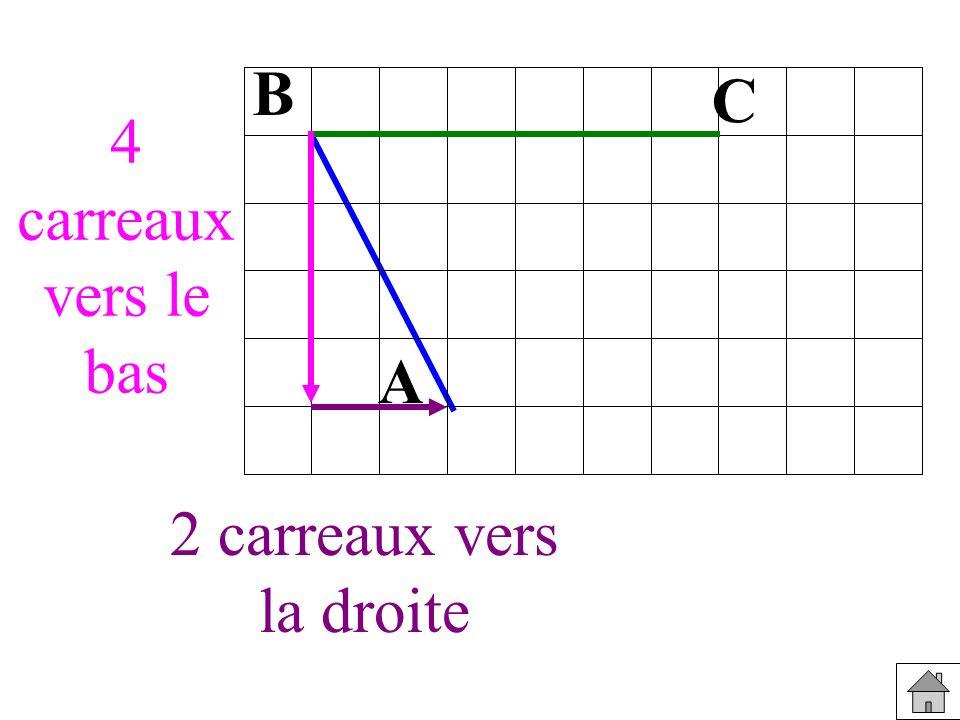 1 1 O B A C ABCE parallélogramme
