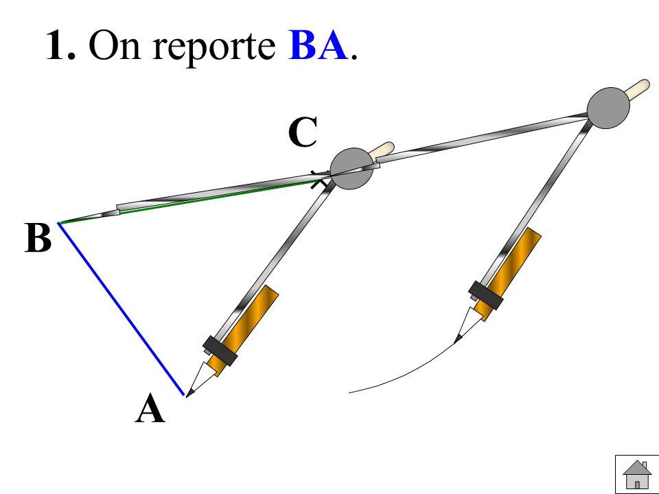 B A C 1. On reporte BA.
