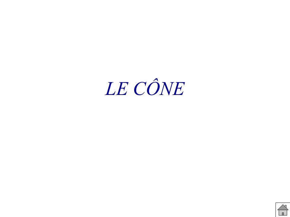 LE CÔNE