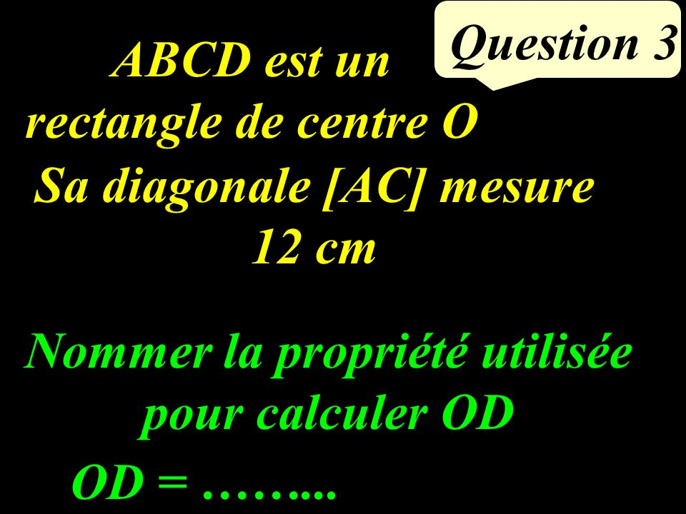 Calculer astucieusement: 9 x 17 Question 2