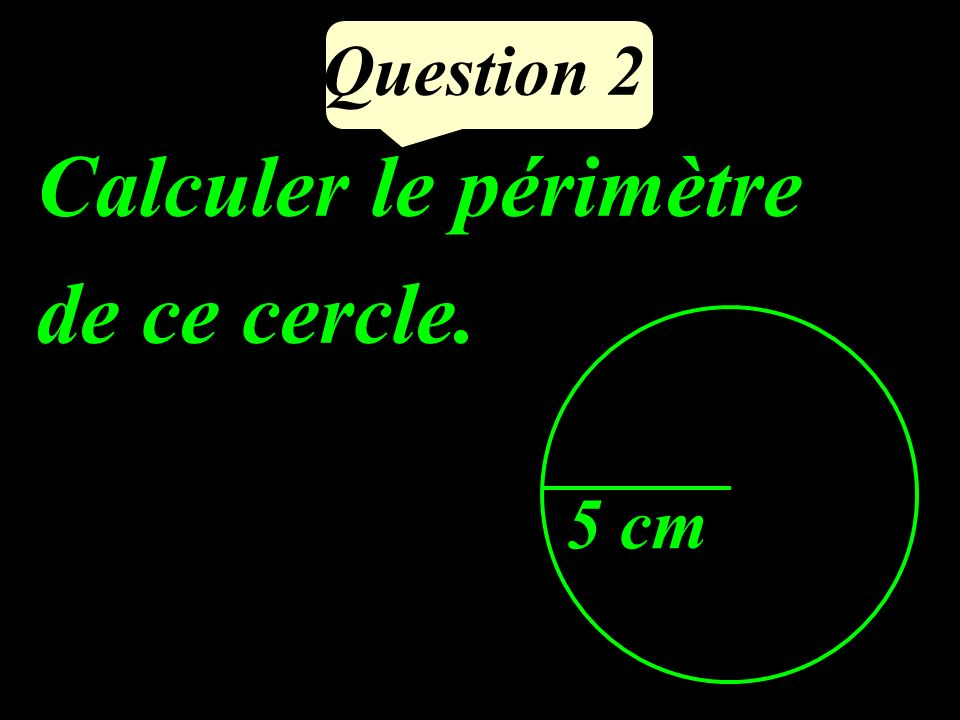 Calculer : -3 – (-4 + 7 – 6) Question 1