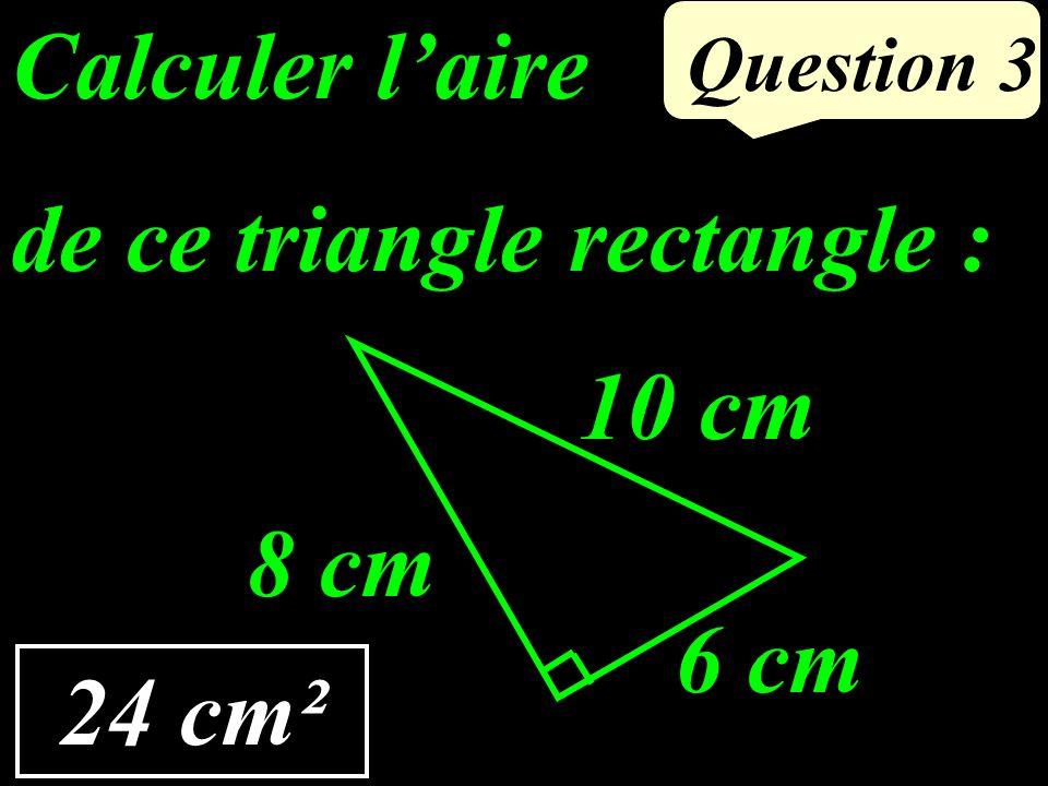 Question 2 Trouver un ordre de grandeur du produit de 42,25 et 6,51. Par exemple : 40 × 7 = 280
