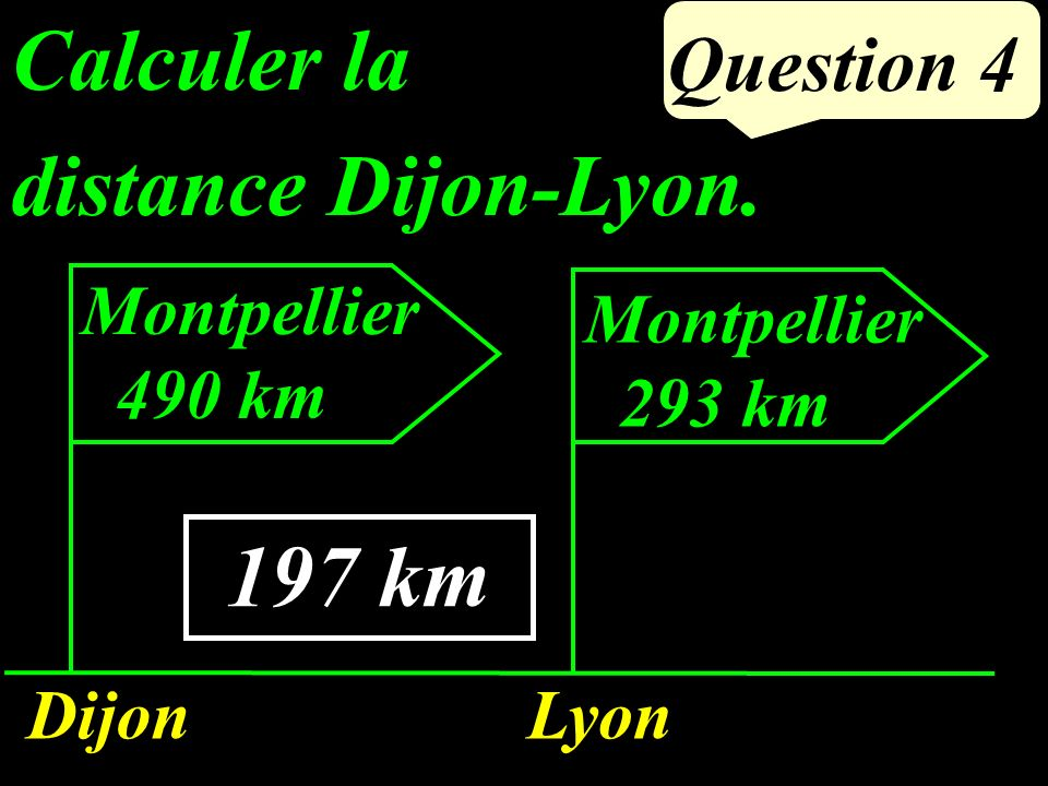 Question 3 Calculer astucieusement : 4,5 + 12 + 5,5 + 18 = 4,5 + 5,5 + 12 + 18 = 10 + 30 = 40