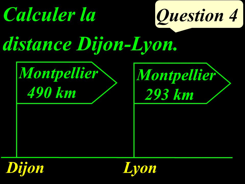 Question 3 Calculer astucieusement : 4,5 + 12 + 5,5 + 18