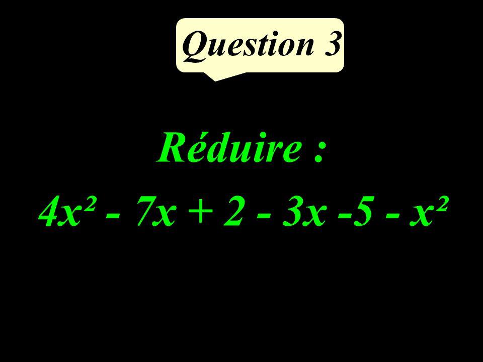 Question 2 Les nombres 14 et 35 sont-ils premiers entre eux ?