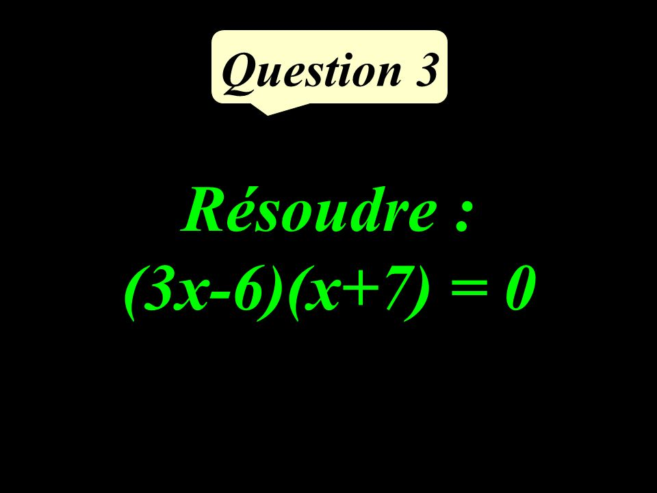 Calculer le volume de cette pyramide. 5 cm 4 cm 6 cm Question 2