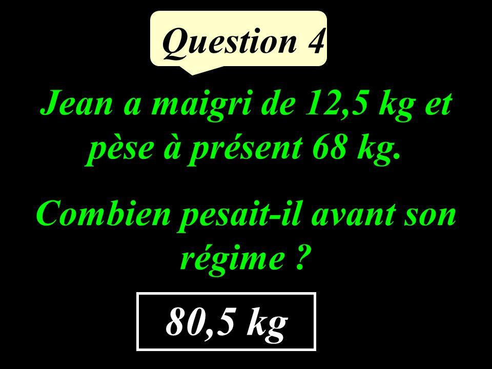 Question 3 6 Quel est le chiffre des millièmes de 125,946 3