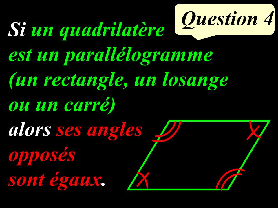 2x² +11 = 3 Question 3 Léquation na pas de solution. 2x² = -8 x² = -4