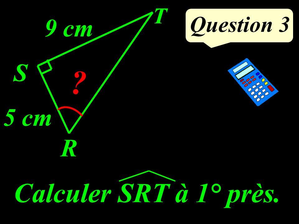 Calculer laire du rectangle : Question 2 8 cm 6 cm