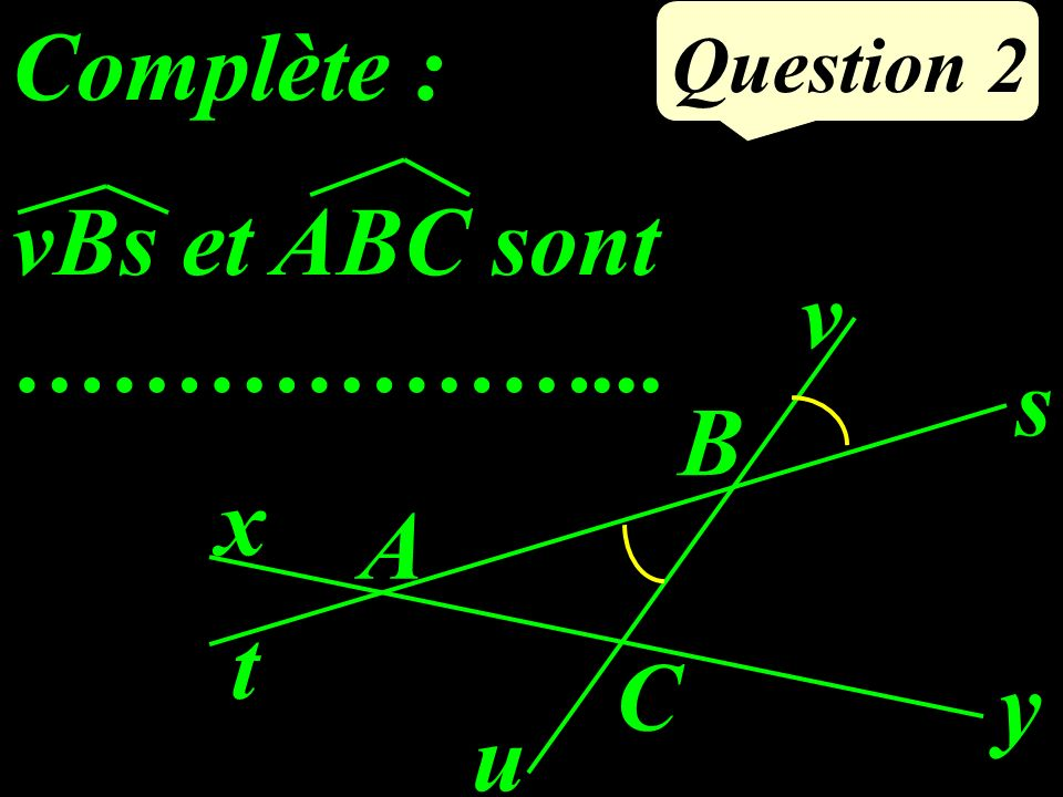 Développer puis calculer : 8 (1000 – 3) Question 1