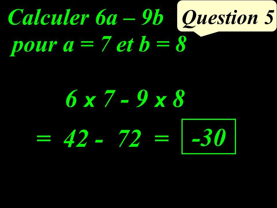 Question 4 Dessiner un rectangle dont le périmètre sexprime (en cm) : 2 x + 6 x 3
