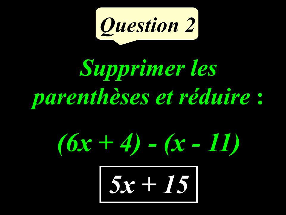 Question 1 -25 -14 - 11 =