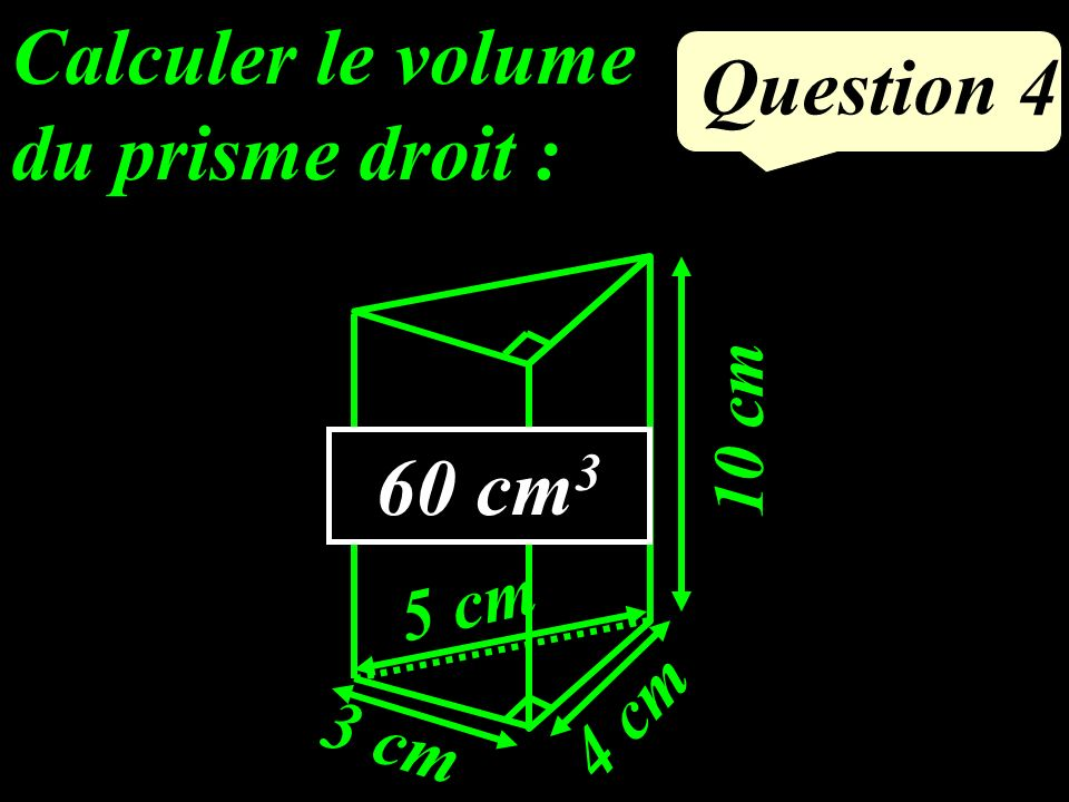 Question 3 Calculer laire de ce disque. 28,26 cm² environ 6 cm