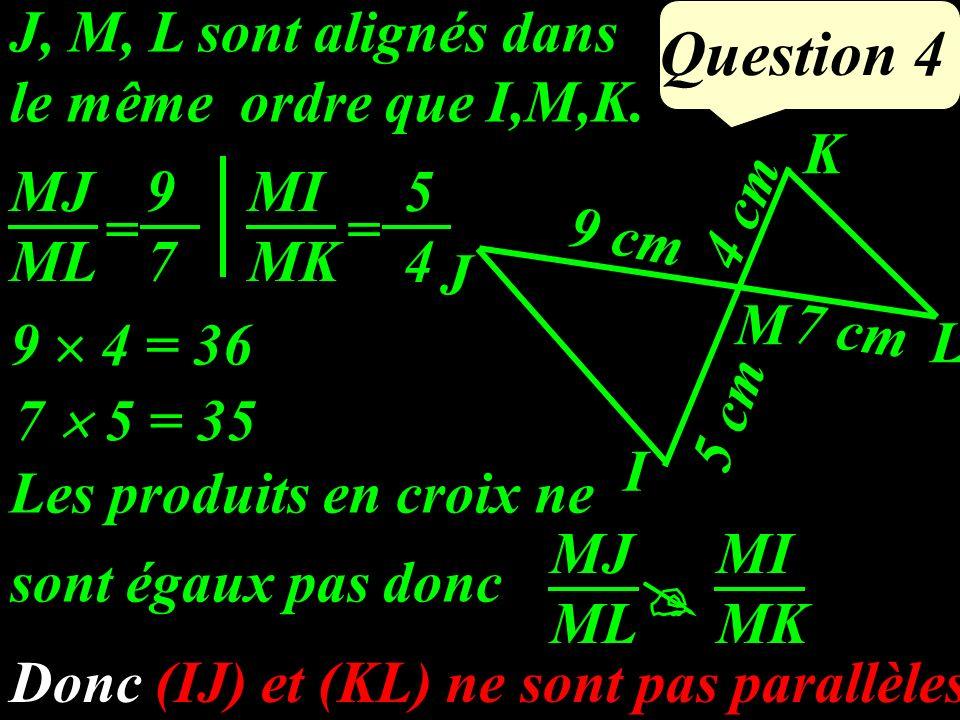 Question 3 3x² - 7x - 20 Développer et réduire : (3x + 5)(x - 4)