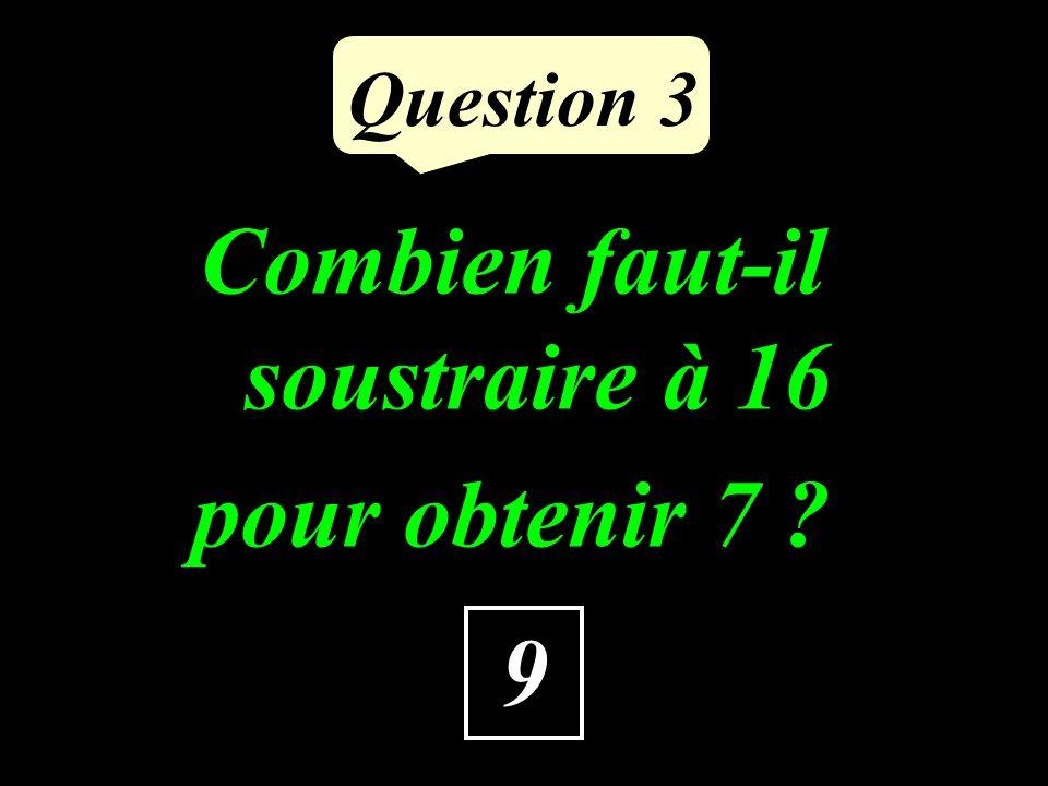 Question 2 Dans 24, combien de fois 3 3 …. = 24 8
