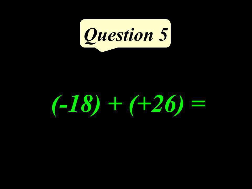 Question 4 Si deux droites sont parallèles à une même 3ème droite alors... Compléter :