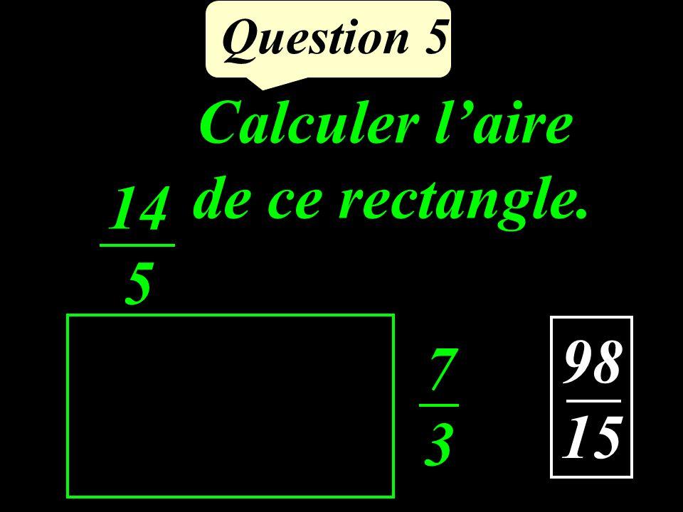 Question 4 Ecrire une propriété permettant de passer dun losange à un carré.