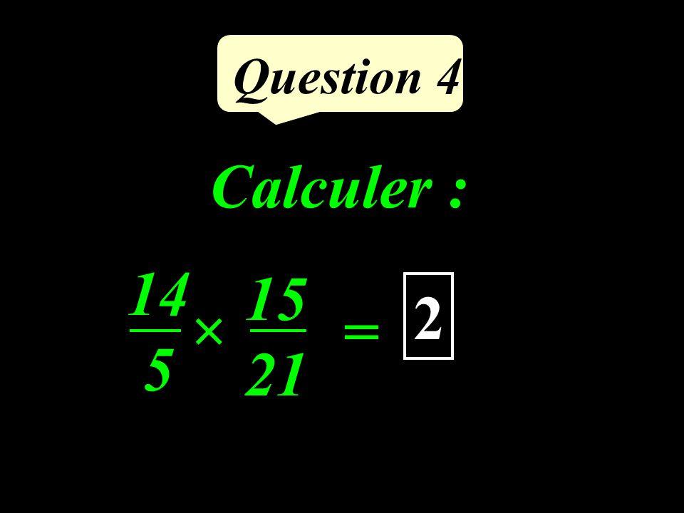 Question 3 d