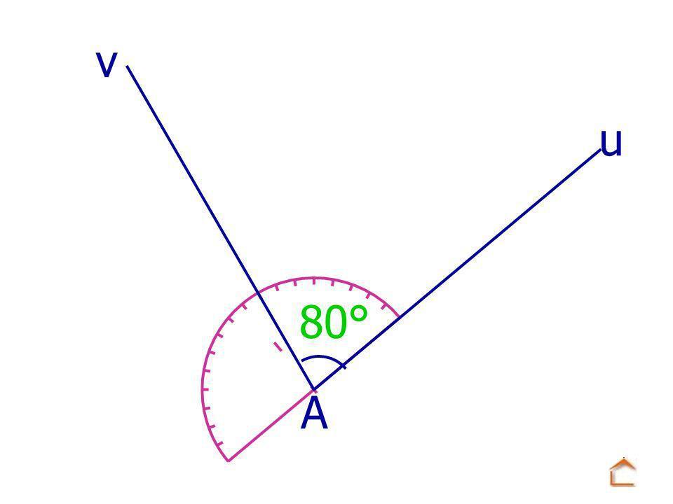 80° A v u