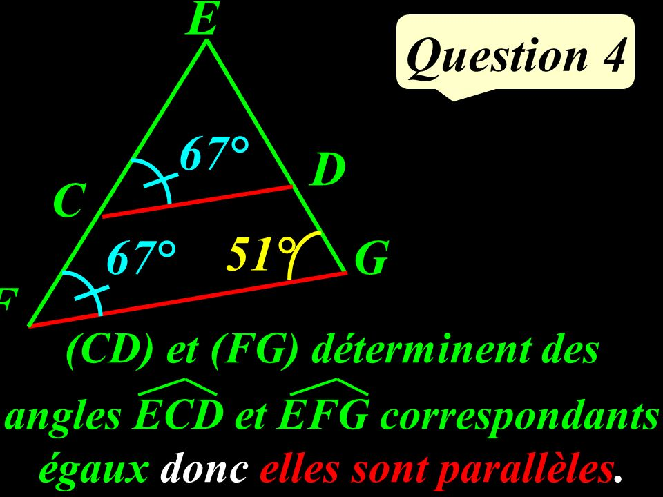 Question 3 Résoudre : 7x 35 x 5