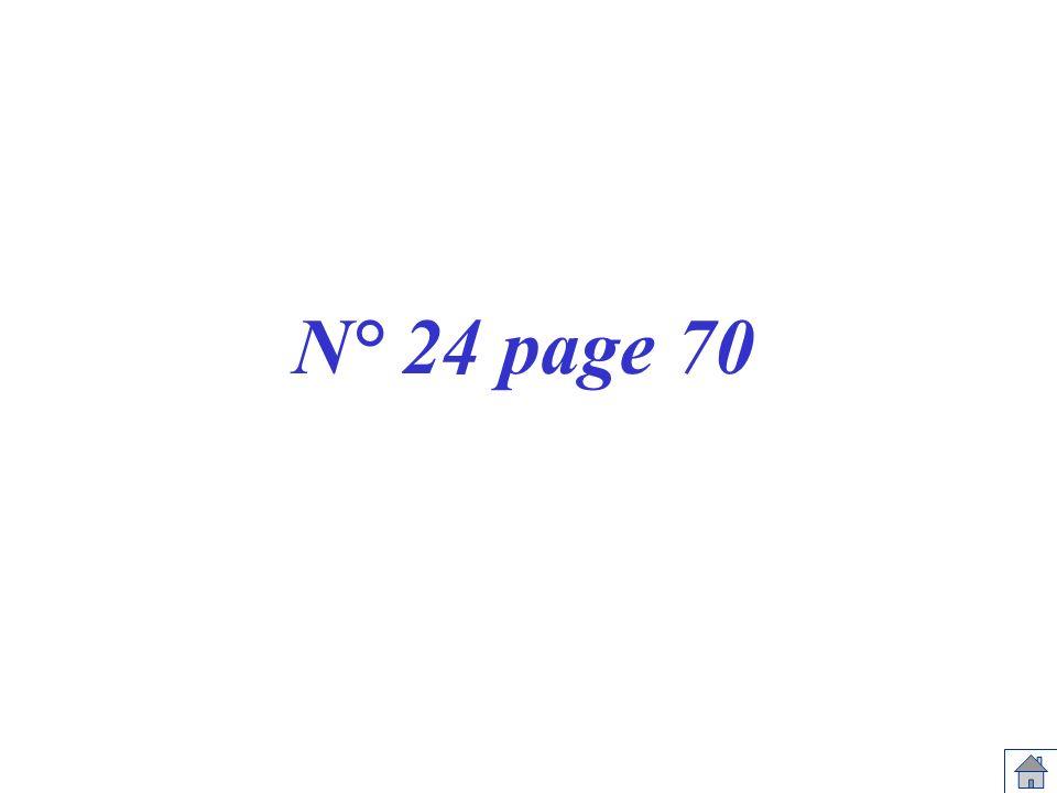 N° 24 page 70