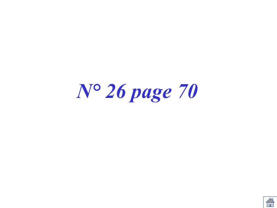 N° 26 page 70