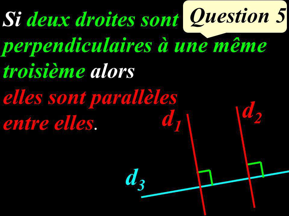 Question 4 Dans les conditions de la propriété de Thalès, donner les 3 quotients égaux : U S T W V …. = = US UV UT ST UW VW